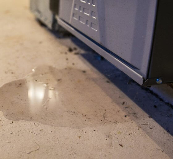 Why is My Gas Furnace Leaking Water?