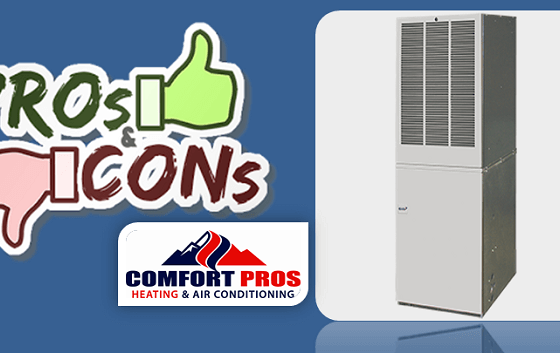 Learn The Pros and Cons of an Electric Furnace With Comfort Pros